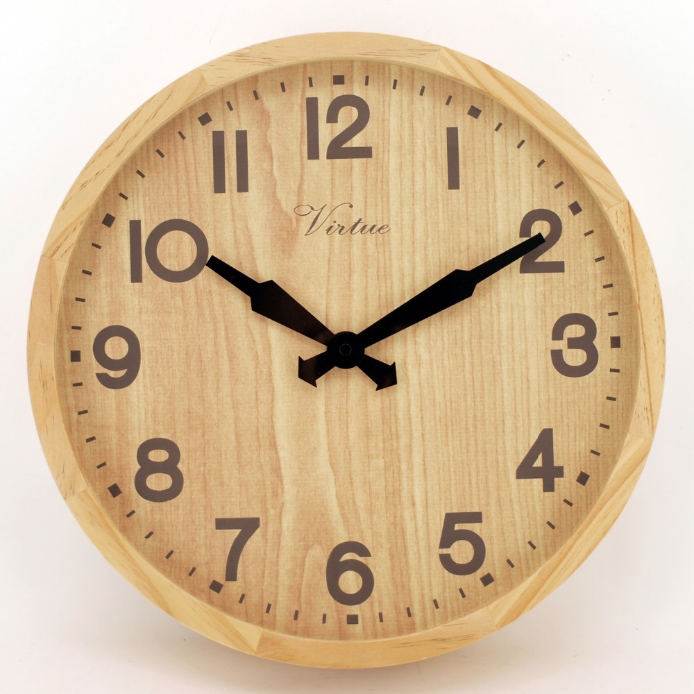 Solid Wood Clock, Solid Wood Clock Suppliers and Manufacturers at ...