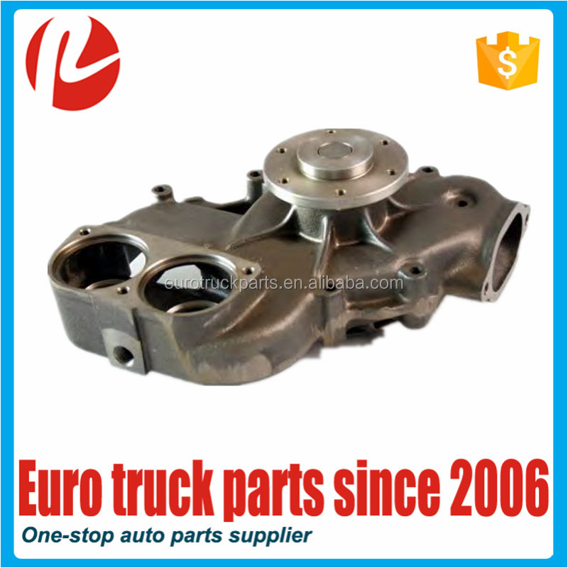 Heavy Duty European Truck Auto Spare Parts Oem 51065006492 51065009492 Water Pump For Man TGX