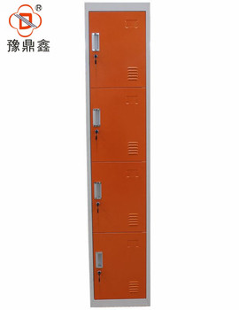 Dubai hot sale vertical 4 door lightweight portable armoire wardrobe closet