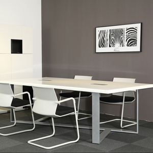New modern Office furniture conference table MFC long meeting table