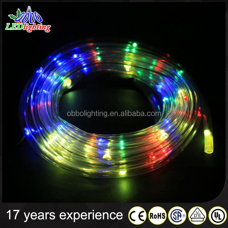 12v Led Neon Rope Light Led Rope Lights Ce&rohs&ip68