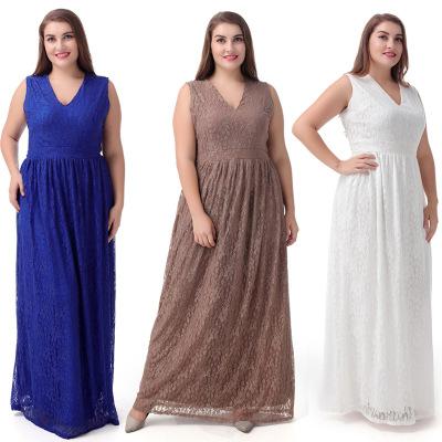 449d57632dab9 Women's Plus Size Soiree Evening Gown Lace 3XL-9XL long maternity dresses  pregnant women dress pregnancy clothes plus size 420