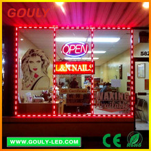 5630 led rigid strip for window border, store, shop, display light