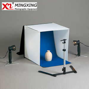 Shangyu photographic equipment square mini portable photo studio photography light box