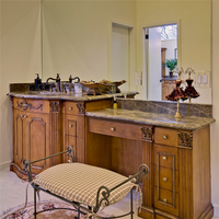 Beautiful carved wood vanity cabinets for bathrooms under sink vanity cabinet