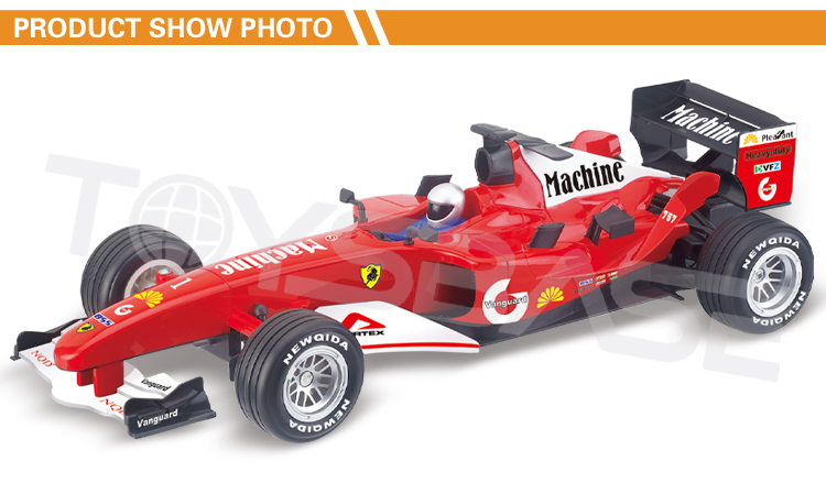 Fast Chassis Formula 1 Toy Cars Electrics Nqd Rc Car 1 8 Scale 1 10