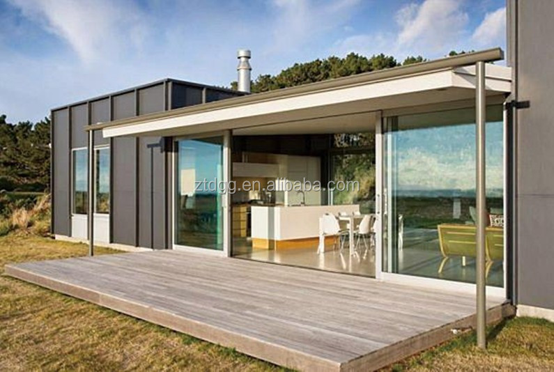 Modern design modified convenient prefab shipping container homes house for sale in usa buy - Container homes usa ...