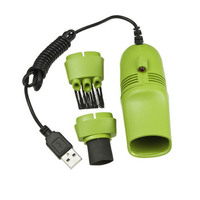 Mini USB Vacuum Cleaner Keyboard Cleaner Spray Dust Collector LAPTOP