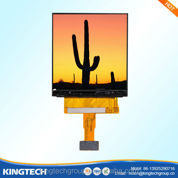 1.54 inch programmable micro small lcd display