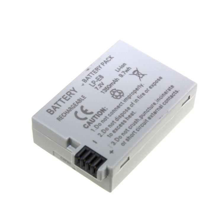 digital boy 1pcs battery lp e8 lp e8 lpe8 rechargeable camera battery for canon 550d 600d. Black Bedroom Furniture Sets. Home Design Ideas