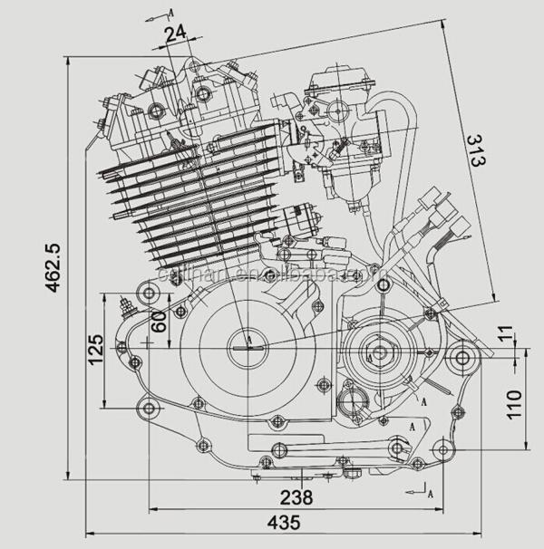yamaha 90cc atv engine diagram loncin air cooled gn300 300cc    atv       engine    with built in  loncin air cooled gn300 300cc    atv       engine    with built in