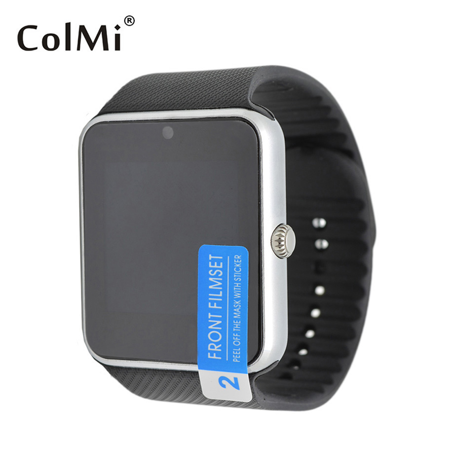 smart watch gt08 clock sync notifier support sim card bluetooth connectivity samsung xiaomi. Black Bedroom Furniture Sets. Home Design Ideas