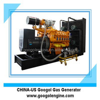 1000kW 1MW Biogas/Natural Gas Generator Low Price