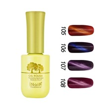 Free shipping 5D Magic Charm Gel Polish 12 pcs Inail Gel Nail polish 15ml 12 colors