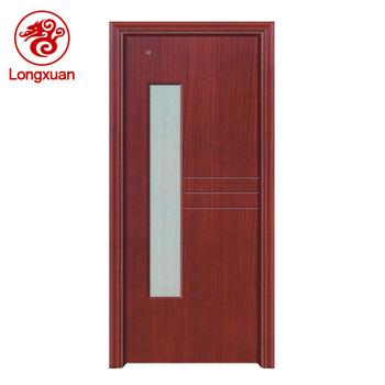 Cheap Solid Wooden Modern Interior Door Buy Interior Solid Wooden Doors Product On