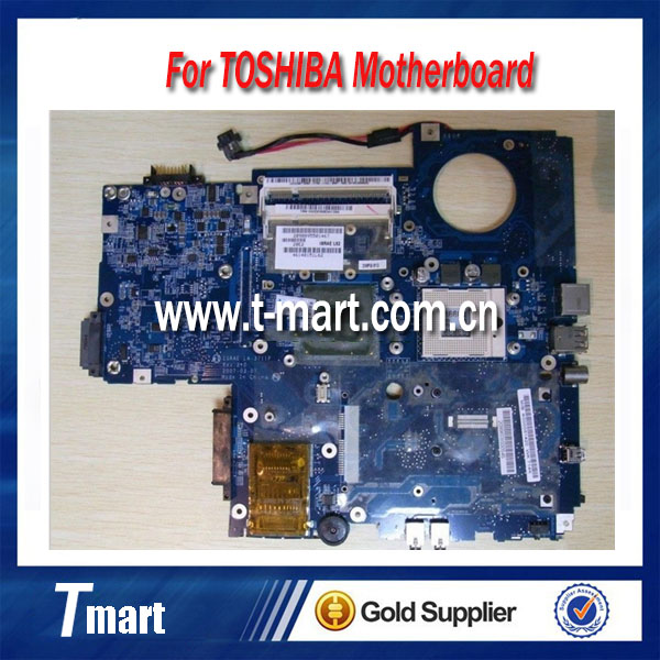 For Toshiba P200 P205 ISRAE LA-3711P Laptop Mainboard Motherboard 100% Tested OK