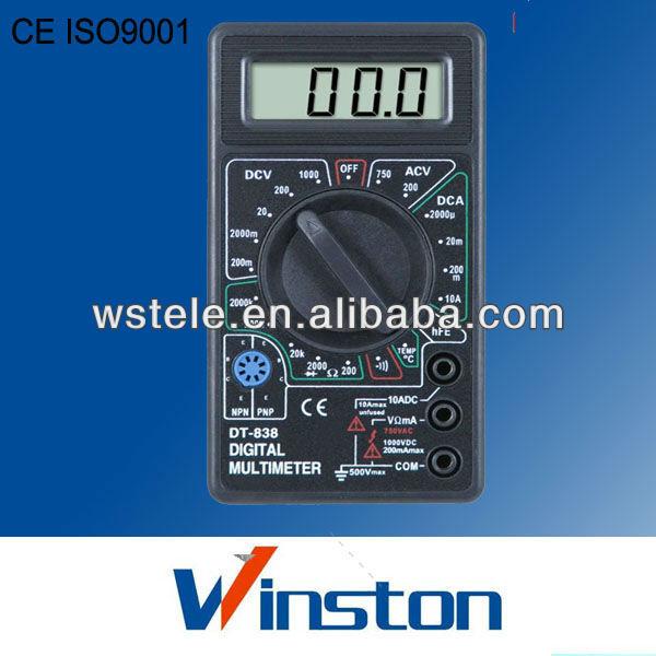 Dt-838 Digital Multimeter Low Price Digital Multimeter