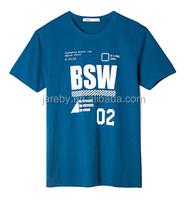 new design wholesale cotton custom screen printing t shirt