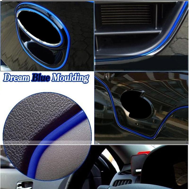 5m auto auto aufkleber aufkleber deko thread car styling innen pater innenraum u ere k rper. Black Bedroom Furniture Sets. Home Design Ideas