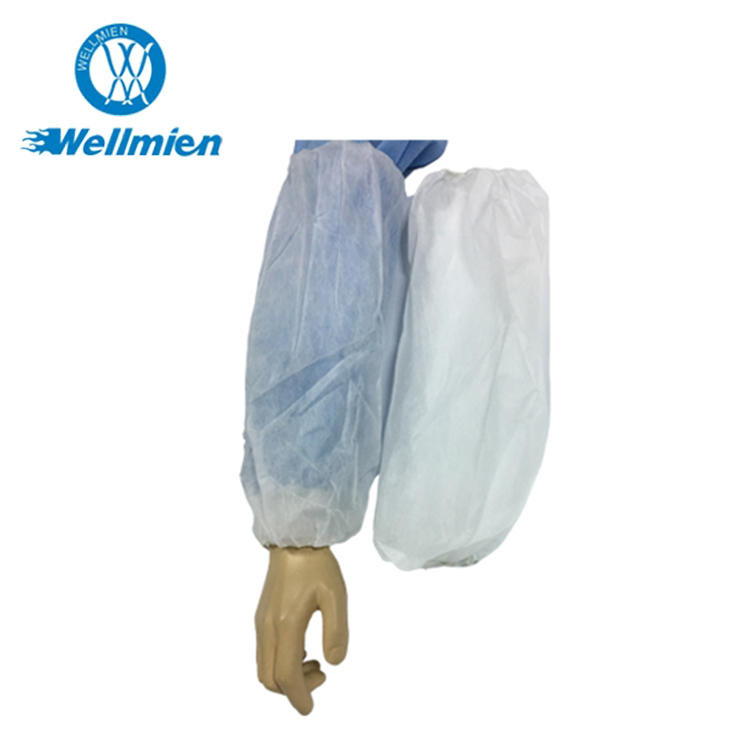 Waterproof Nonwoven Sleeve Cover /Surgical Sleeve Cover/Disposable Oversleeve