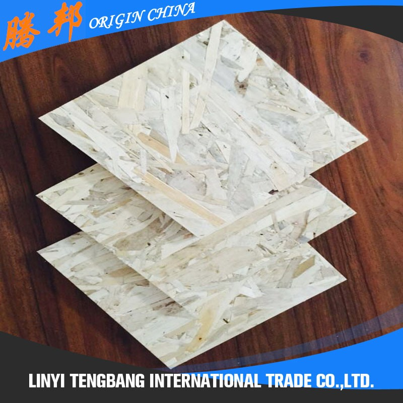 eco friendly water resistant plywood price osb board for house decoration