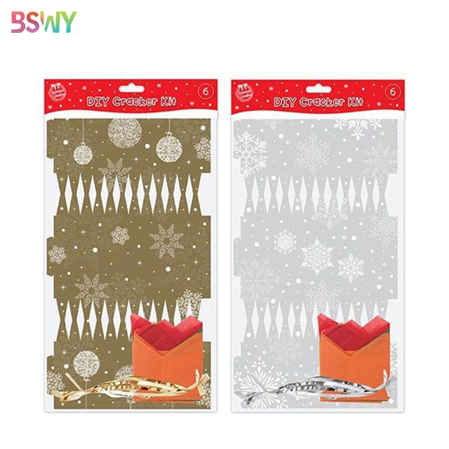 Every order on time new design different colours christmas crackers birthday sparkler candles high quality nut cracker