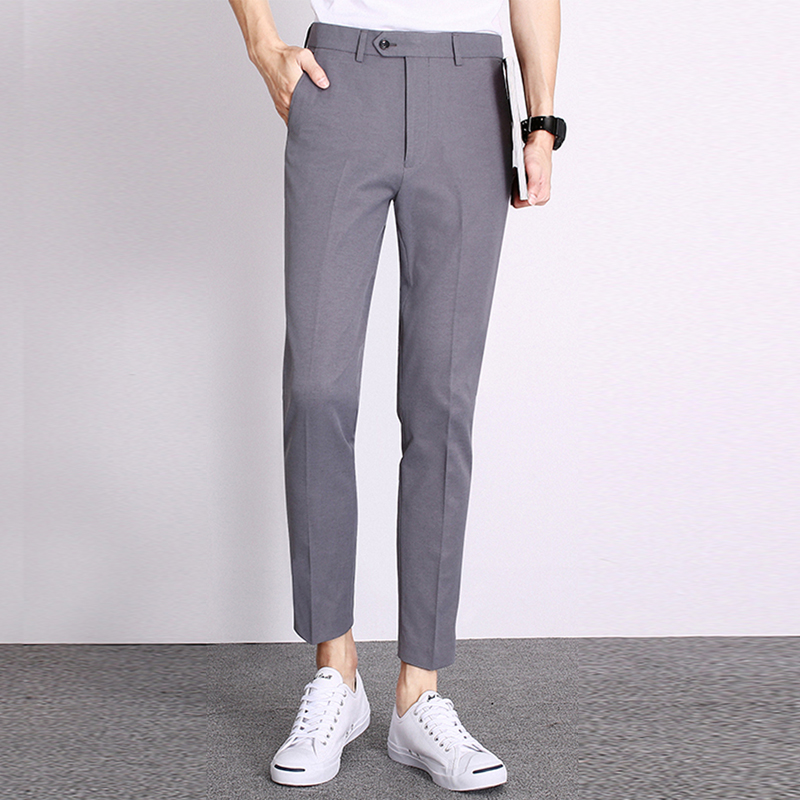 aed2dbd7022 Korean Style Skinny Formal Trousers For Men - Buy Formal Trousers For Men  Product on Alibaba.com