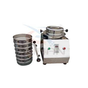 Electric Sieve Vibrator Flour Test Lab Equipment