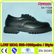 Low cut 4'' ce certificate safety leather boots, ce safety boots, zapatos portugal manufacturer (SA-T1024)