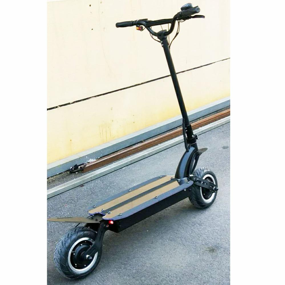 Adult's electric scooter adult with seat фото