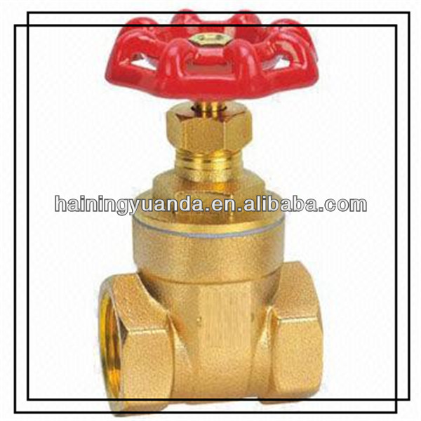 Brass Safety Valve for Solar Water Heater Accessories