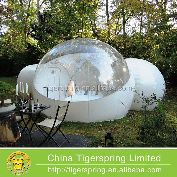 Inflatable C&ing Bubble Tent Inflatable Lawn Dome Tent View bubble tent Tigerspring Product Details from Wuhan Tigerspring Trade Co. Ltd. on Alibaba. ... & Inflatable Camping Bubble Tent Inflatable Lawn Dome Tent View ...