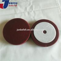 Professional 6 inch sponge or foam polishing pads with low price