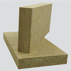 high density Oven Insulation Material Fireproof Rock Wool Sandwich Panel