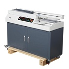 PB-7000 hard cover Perfect notebook making hot melt Glue binder Binding Machine