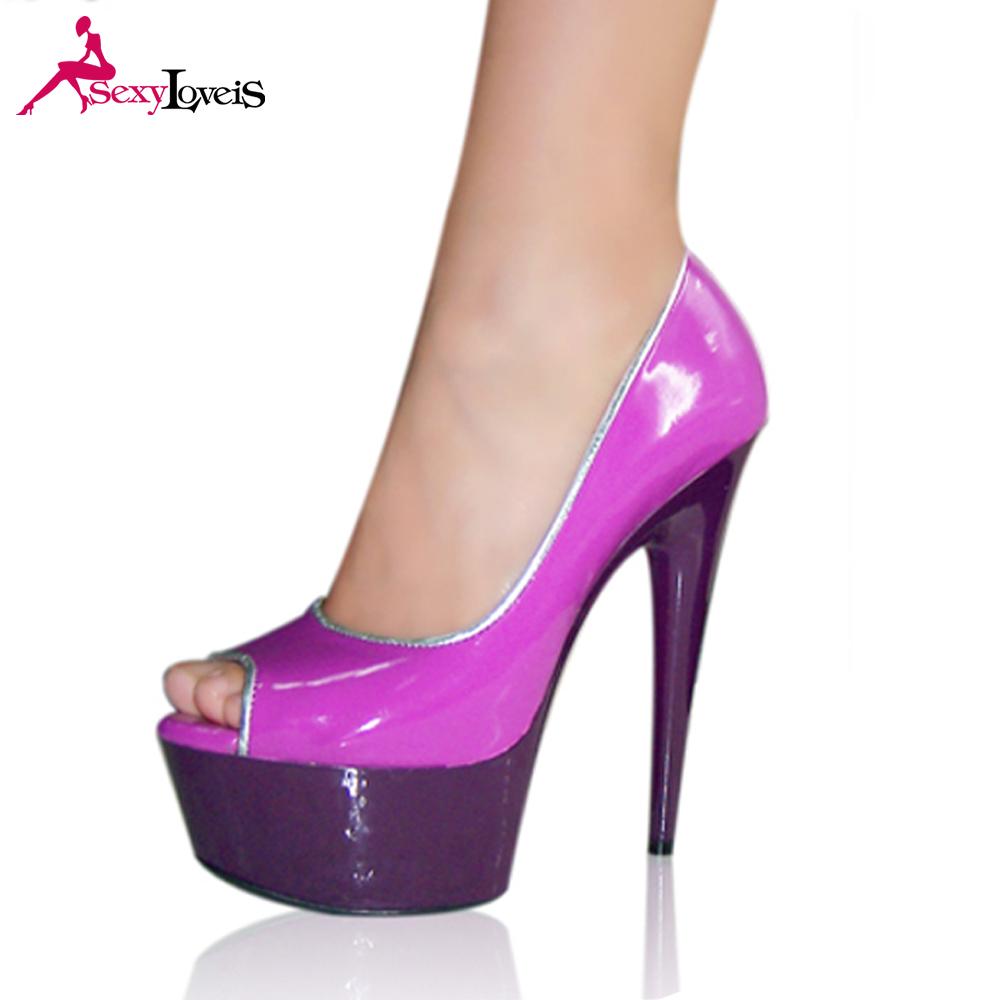 a284a62364d China High Heels Purple