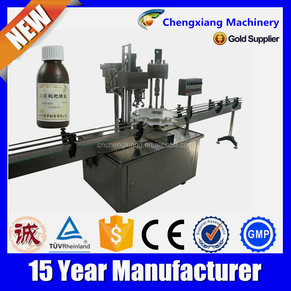 Factory price automatic plastic bottle capper