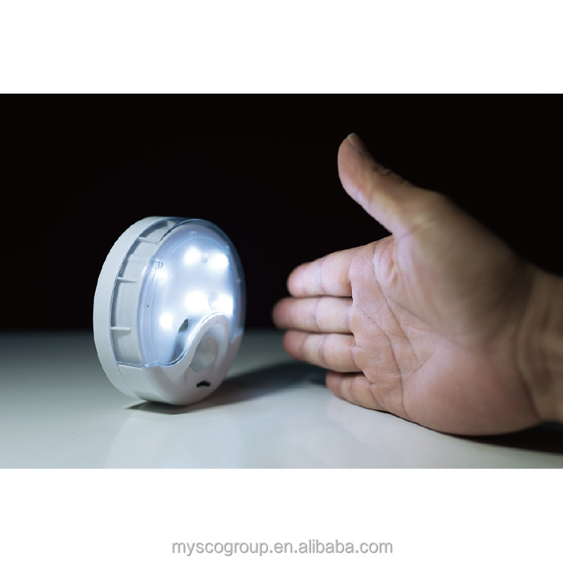 LUZ LED CON SENSOR microwave motion sensor and emergency