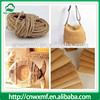 factory wholesale jute yarn for weaving bags