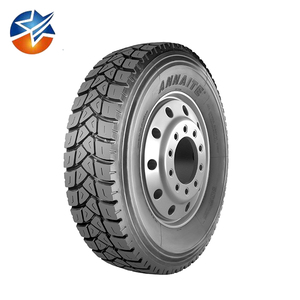 Hilo Brand Tubeless All Steel Heavy TRUCK TIRE drive and trailers wheels tIRE 1000R20 13R22.5 315/80R 22.5