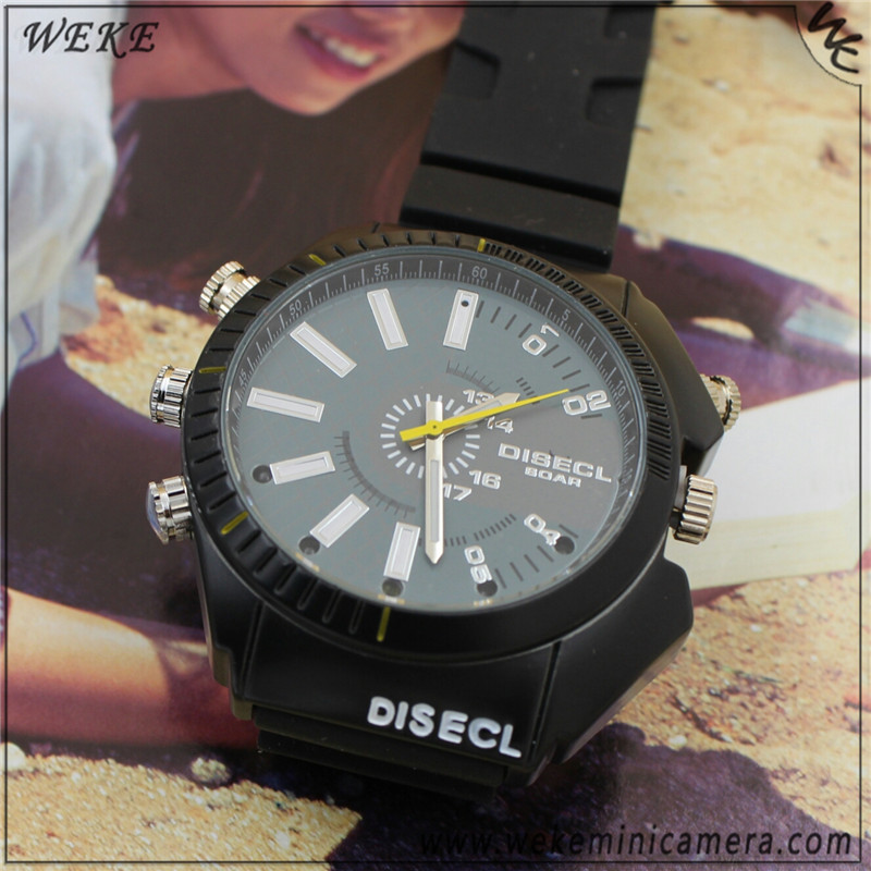 Waterproof Watch Digital Video Camera AVI Mini Camcorder DVR 1080p camera