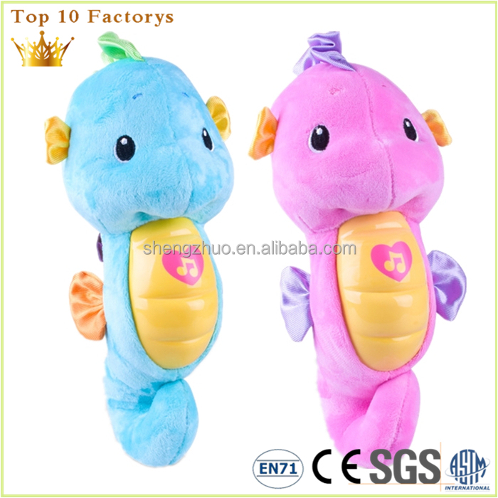 Explosion sleeping seahorse toddlers educational best toys for kids