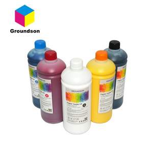 Professional Textile Printing Solutions DTG pigment ink for Ricoh Ri 3000/Ri 6000 DTG printer