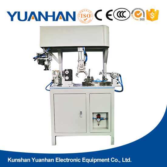 High Speed Wire Cable Tie Winding And Binding Machine Wire