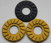 Big hole Semi Thick Floor Restoration Diamond Cement Polishing Pads