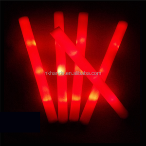 wholesale light up led flashing foam stick for party , festivals, raves, birthdays, Children Toy