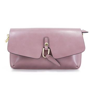2019 summer cross body bag, pink clutch bag for women, trendy saddlebag for lady 19SH-7576D