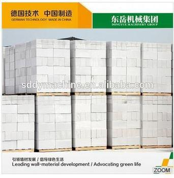 Autoclaved Aerated Concrete Block Type And Medium (height: 380mm ...