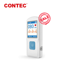 CE FDA Approved PM10 Pocket Color LCD display Bluetooth ECG Machine Cuore Monitor
