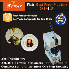 Ceramics plate hot transfer printing heat press machine parts